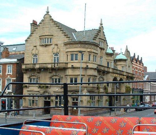 The Philharmonic Hotel